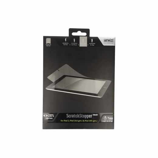 Artwizz Schutzfolie Apple iPad 2/3 Generation Displayfolie transparent - neu
