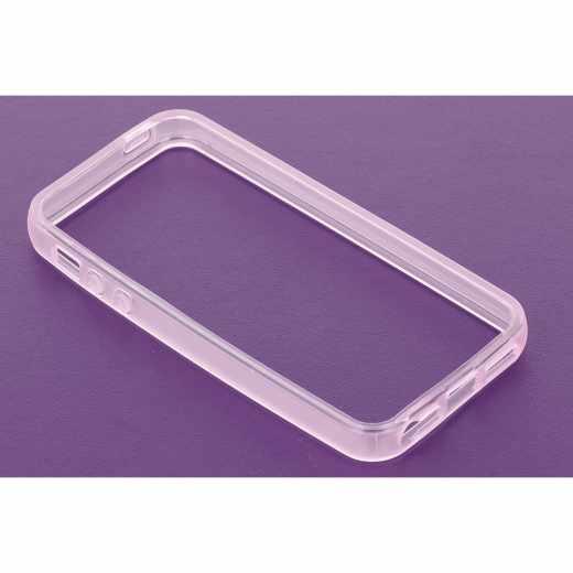 Networx Kantenschutz für Apple iPhone 5/5s Frame transparent - neu