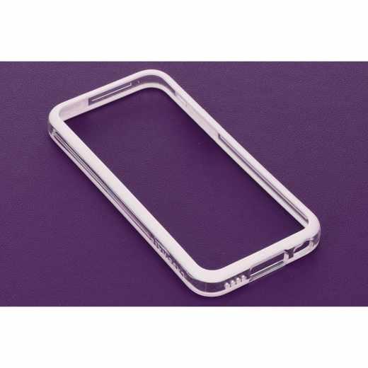 Case-Mate Hula Schutzhülle für Apple iPhone 5C Bumper Case Handyhülle weiß