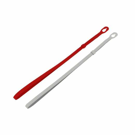 iPod touch loop (Schlaufe) - rot und weiß