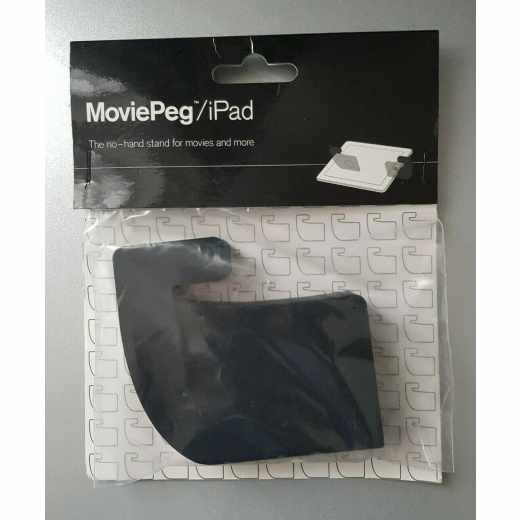 MoviePeg no hand Tablathalterung Ständer für iPad schwarz - neu