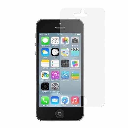 Artwizz ScratchStopper Anti Fingerprint Schutzfolie für IPhone SE 5 5S 5C - neu