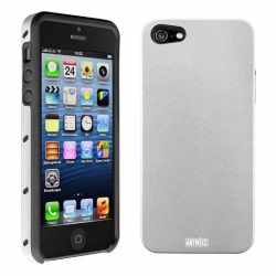 Artwizz SeeJacket Alu Schutzhülle Case für iPhone 5/5s silber - neu