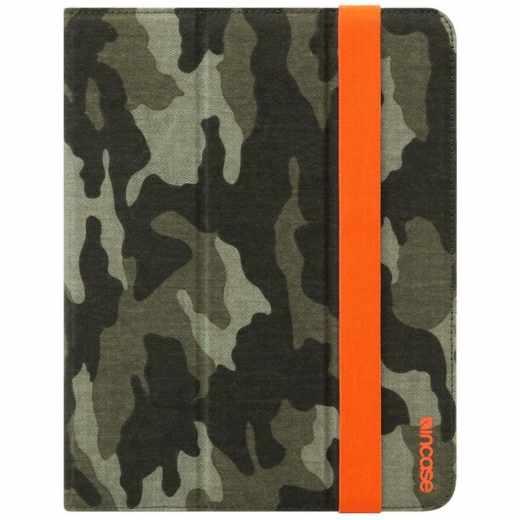 Incase Canvas Maki Jacket Schutzhülle iPad 3 und 4 camouflage - neu