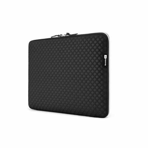 Booq Taipan Sleeve Spacesuit Schutzhülle für MacBook Pro/Air 15 Zoll schwarz - neu