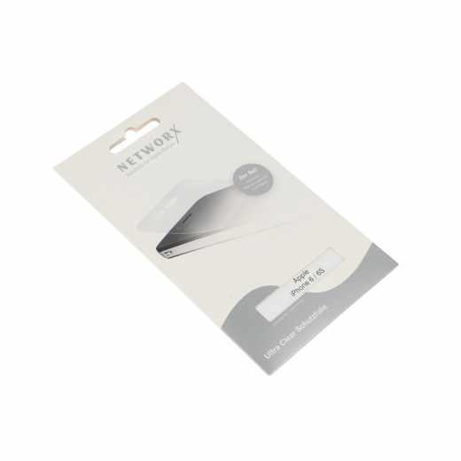 Networx UltraClear Display-Schutzfolie Displayschutz iPhone 6 transparent - neu