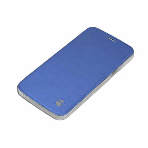 Krusell Handytasche Boden BookCover FlipCase S5 mini blau - neu