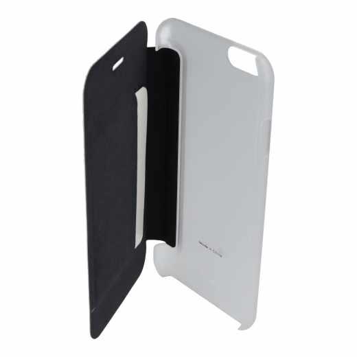 Krusell Schutzhülle für iPhone 6 BookCover Klappetui Handyhülle Case Smartphone weiß