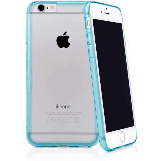 CASEual Outline Schutzhülle für iPhone 6 Handyhülle Case blau