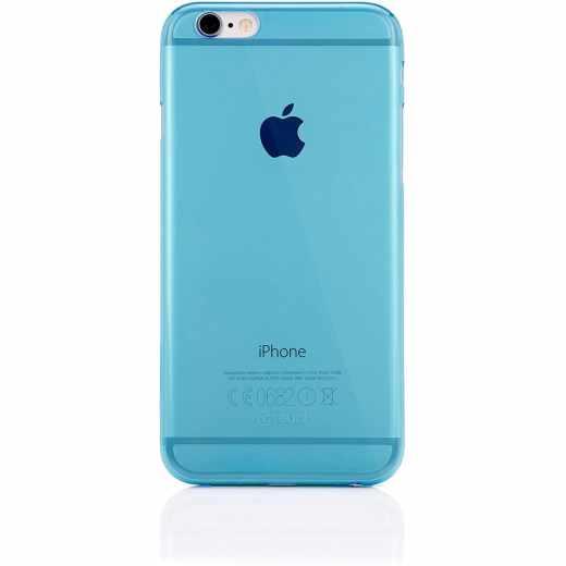 CASEual flexo Schutzhülle für iPhone 6 Handyhülle Case blau - neu