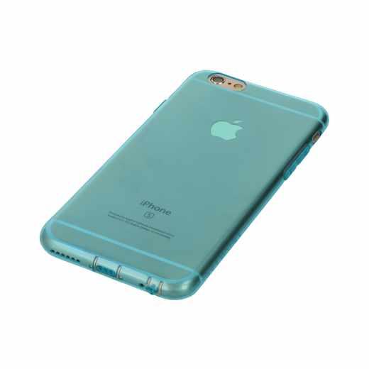 Networx Ultra Slim Schutzhülle für  iPhone 6 TPU Case Backcover Schale Tasche blau
