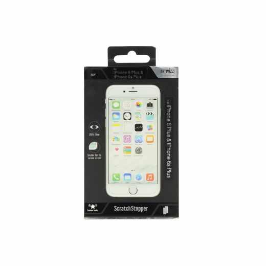 Artwizz ScratchStopper Schutzfolie Displayschutzfolie für  iPhone 6/6S Plus - neu