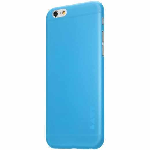 LAUT SlimSkin Schutzhülle für iPhone 6 Plus Handyhülle blau - neu