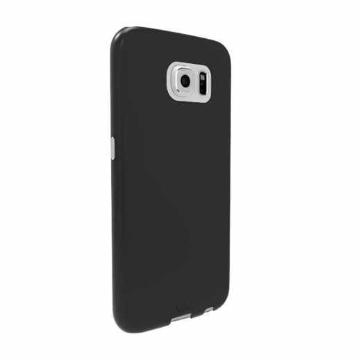 Case-Mate Barely Schutzhülle Samsung Galaxy S6 Handy Cover Handyhülle schwarz