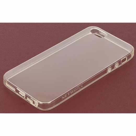 Networx Ultra Slim Case Schutzhülle für Apple iPhone 5/5s/SE transparent - neu