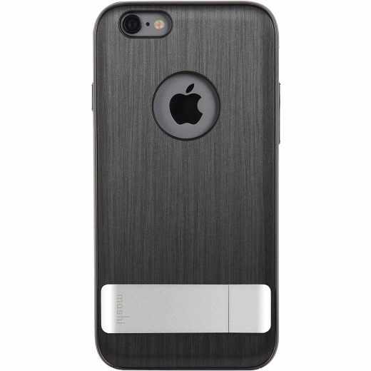 moshi iGlaze Kameleon Schutzhülle für iPhone 6Plus Handyhülle schwarz - neu