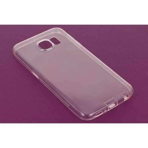 Networx Case Schutzhülle Handyhülle für Samsung Galaxy S6 transparent - neu