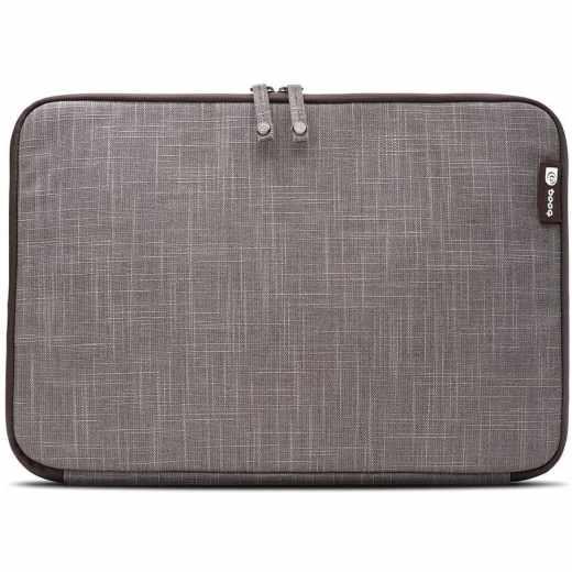 Booq Mamba Sleeve Schutzhülle für MacBook 12 Zoll (2015) Notebooktasche sand