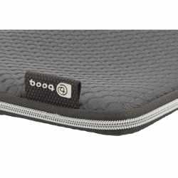 Booq Taipan Laptop Hülle  Apple MacBook Air 12 Zoll Schutzhülle spacesuit gray