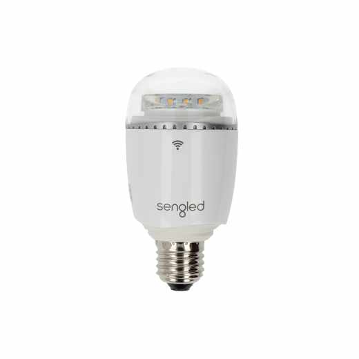 sengled Boost Clear SmartLED Glühbirne transparent mit Wifi-Repeater Premium E27