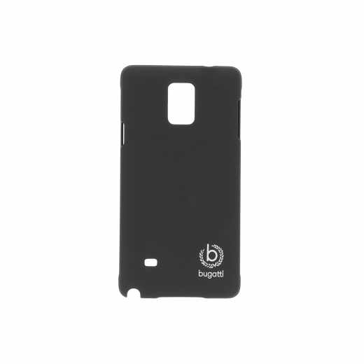 bugatti CP-SA-Galaxy Note 4 black Clip-On Cover Samsung Galaxy Note 4 schwarz