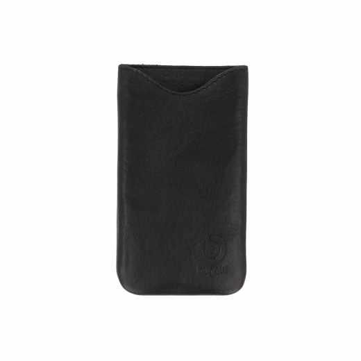 bugatti SF-LG-G2 mini black SlimFit LG G2 mini Leder Handy Tasche schwarz