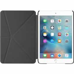 LAUT Trifolio Apple iPad mini 4 Tablet Case Schutzhülle Klapphülle schwarz - neu