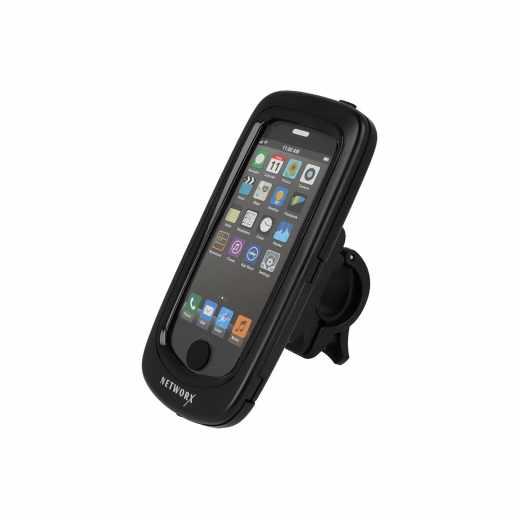 Networx Fahrradhalterung Bike Kit Apple iPhone SE iPhone 5 schwarz