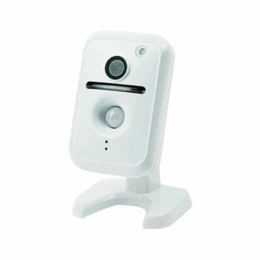 MobilcomDebitel SmartHome-Sicherheit Videokamera weiß