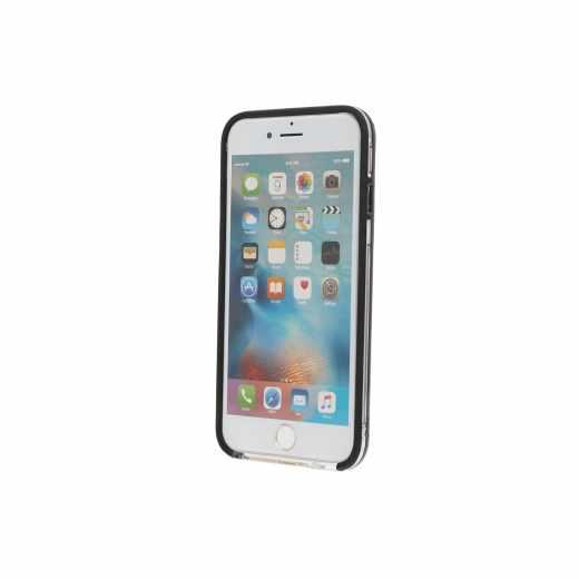 Case-Mate Tough Bumper Hülle für iPhone 6 transparent schwarz Kunststoffschale