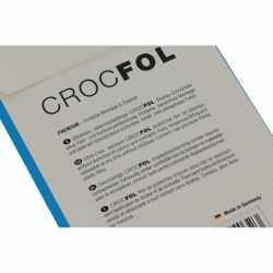 Crocfol Display-Schutz Schutzfolie (2Stk.) Premium LG C70