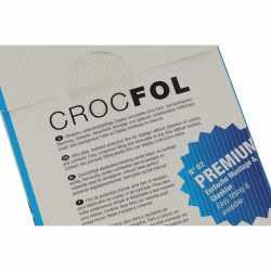 Crocfol Display-Schutz Schutzfolie (2Stk.) Premium LG...
