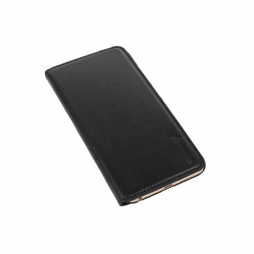 Networx Handytasche Leder BookCase iPhone 6 Plus Handyhülle Cover Schutz schwarz - neu