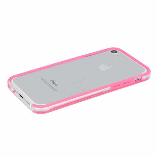 case-mate Bumpe für iPhone 6 pink / transparent