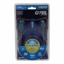 G&BL HD4530E06 HDMI High Speed Kabel A/C mit...