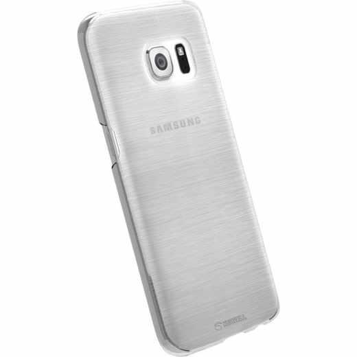 Krusell Boden HardCover Case Schutzhülle für Samsung Galaxy S7 transparent
