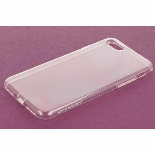 Networx TPU Case Schutzhülle für iPhone 7 Backcover Handyhülle transparent - neu