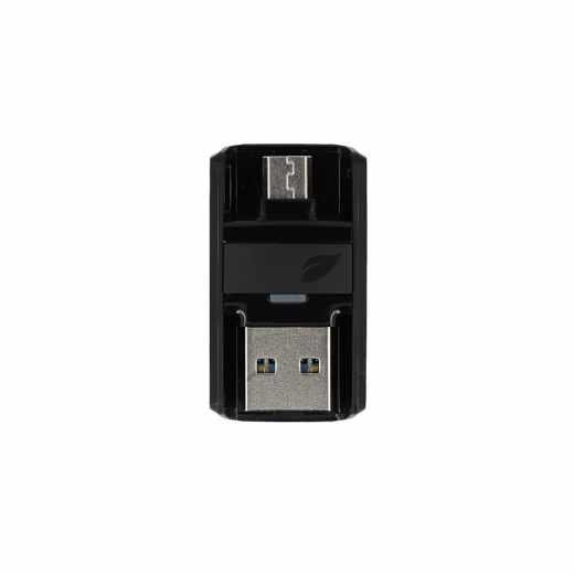 Leef Bridge USB-Stick 3.0 Speicherstick 16 GB für Androit schwarz- neu