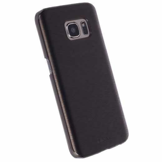 Krusell Boden HardCover Case Schutzhülle  für Samsung Galaxy S7 schwarz