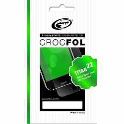Crocfol Titan Displayschutz Samsung Galaxy S5/S5 Touch Glasfolie neo