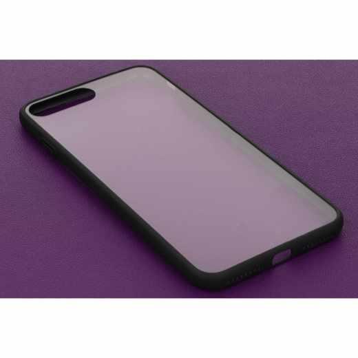 Networx Hybrid Case, Schutzhülle für iPhone 7 Plus/8 Plus, PC/TPU schwarz