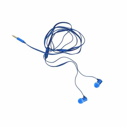 Networx In-Ear-Headset Kopfhörer Ohrhörer  blau