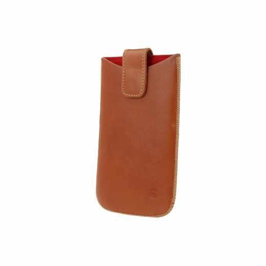 Krusell Sigtuna 3XL Universal Handytasche für 4,3 Zoll Cognac - neu