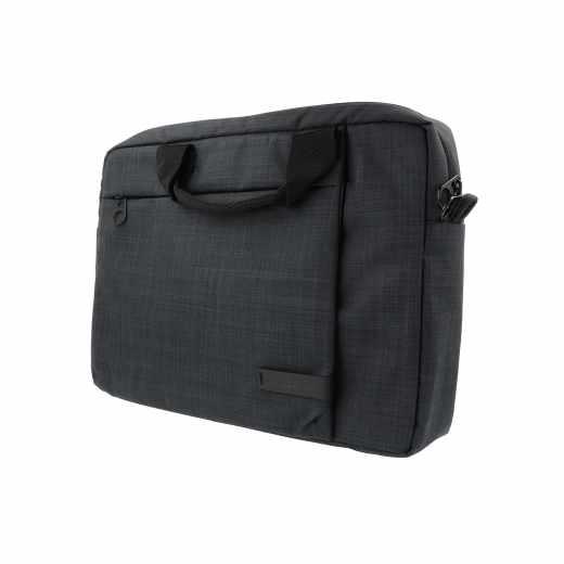Tucano Svolta Notebook Tablettasche Tasche 12,5 Zoll Umhängetasche schwarz - neu