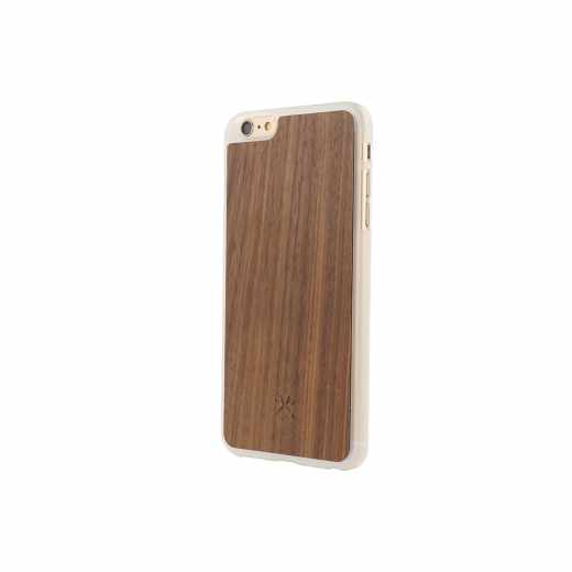 Woodcessories EcoCase Casual Case iPhone 6sPlus Schutzhülle wallnussbraun