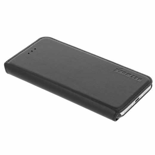 Networx Leder BookCase Schutzhülle Case Cover schale Tasche für iPhone 7 schwarz