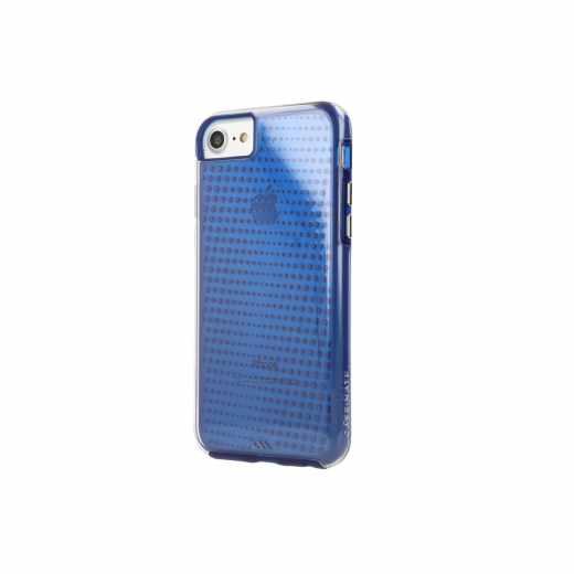 Case-Mate Tough Naked Schutzhülle für iPhone 7 Handyhülle blau - neu