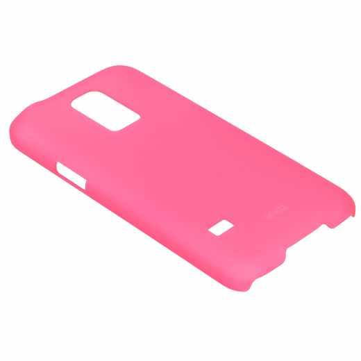 Artwizz Handyschutzhülle Rubber Clip für Samsung Galaxy S5 mini pink - neu