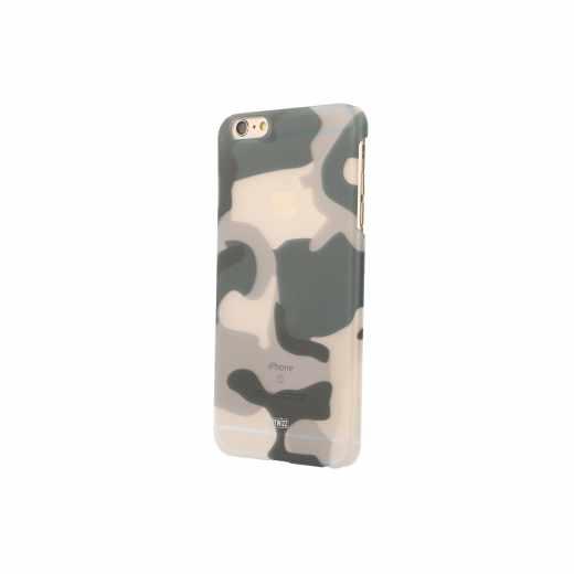 Artwizz Rubber Clip Handyhülle Schutzhülle Apple iPhone 6/6sPlus Case camouflage - neu