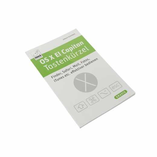 Amac-Buch OS X El Capitan Tastenkürzel alle Tastenkombinationen für den Mac